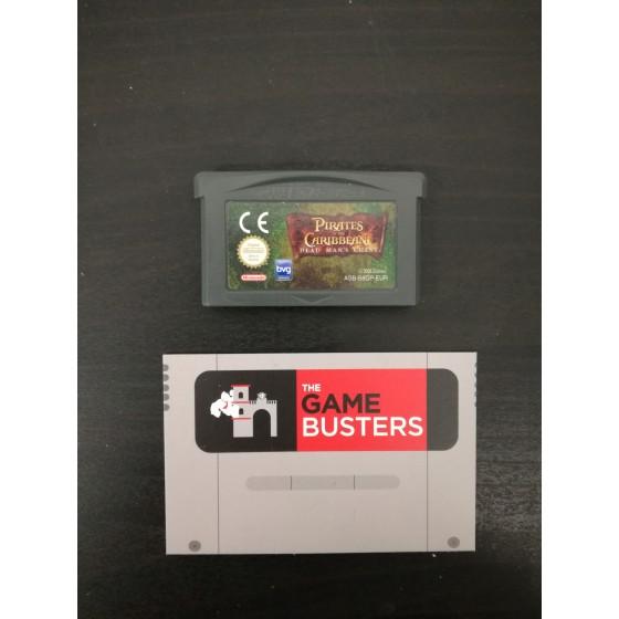 Pirati dei Caraibi - La Maledizione del Forziere Fantasma - Game Boy Advance usato