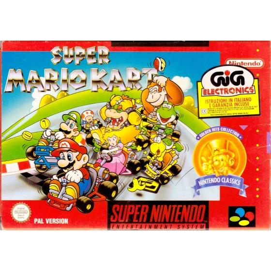 Super Mario Kart - Nintendo Classics - SNES