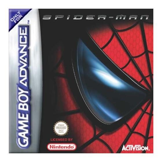 Spider-Man - Game Boy Advance