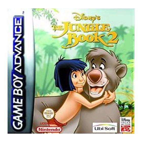 Disney's The Jungle Book - Game Boy Advance