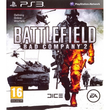 Battlefield: Bad Company 2 - PS3 usato