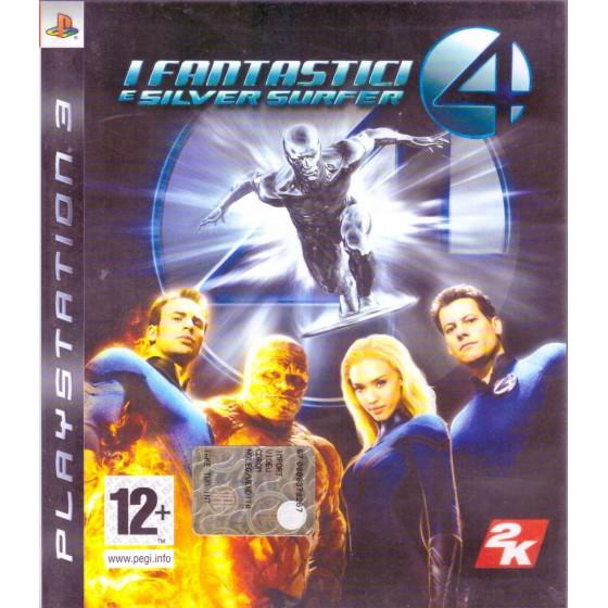 I Fantastici Quattro e Silver Surfer - PS3