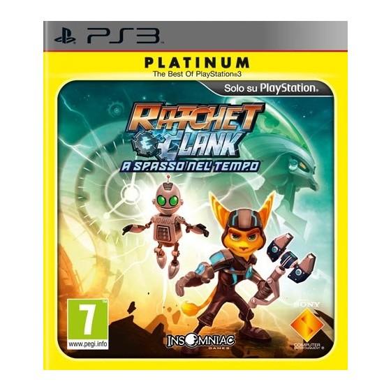 Ratchet & Clank - A Spasso Nel Tempo - Platinum - PS3