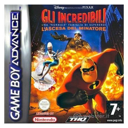 Gli Incredibili: L'Ascesa del Minatore - Game Boy Advance