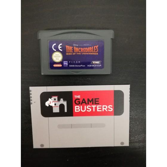 Gli Incredibili: L'Ascesa del Minatore - Game Boy Advance usato
