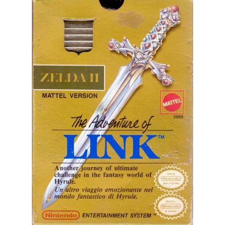 Zelda II: The Adventure of Link - NES
