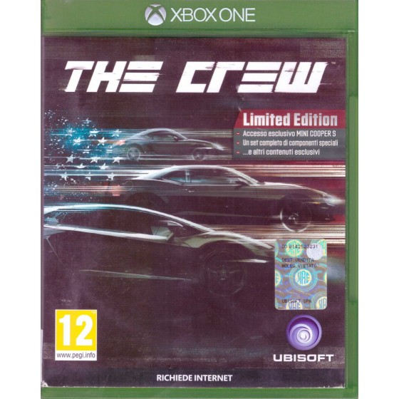 The Crew - Limited Edition - Xbox One