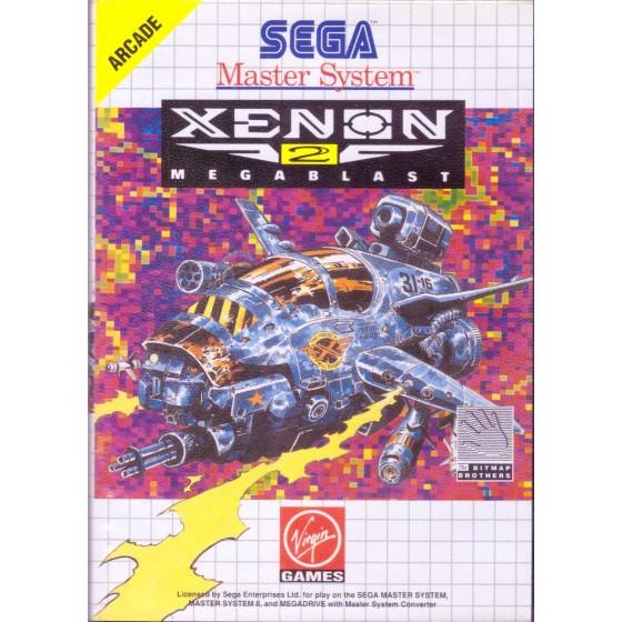 Xenon 2 Megablast - SEGA Master System