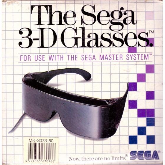 SEGA 3-D Glasses - SEGA Master System