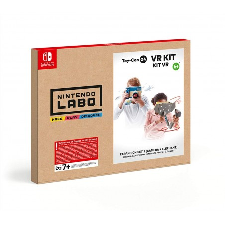 Nintendo Labo - Kit VR (Set 1) - Switch