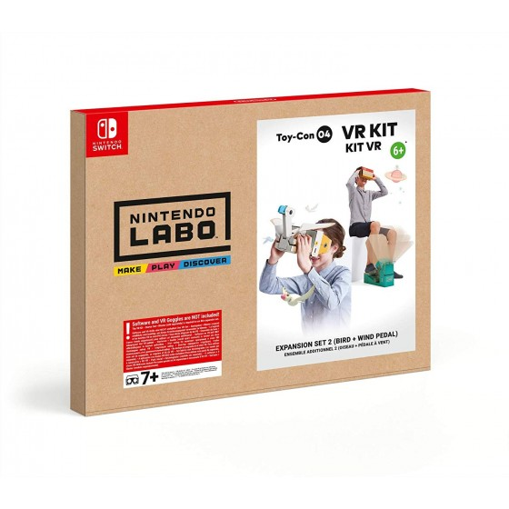 Nintendo Labo - Kit VR (Set 2) - Switch