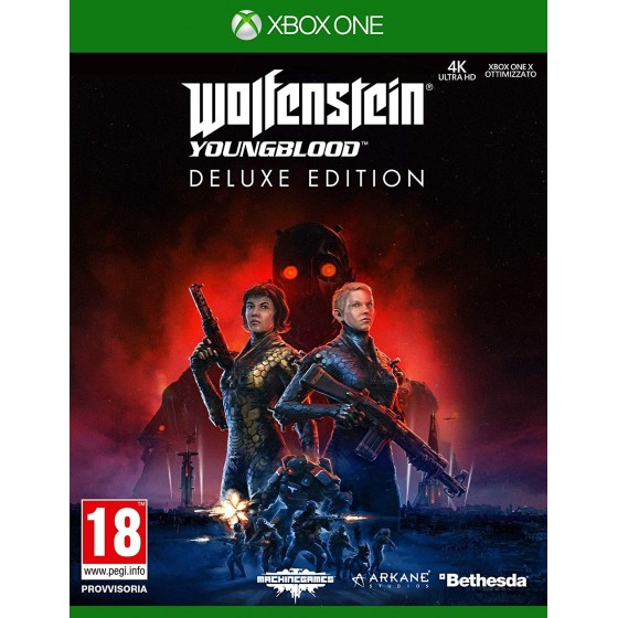 Wolfenstein: Youngblood - Preorder Xbox One