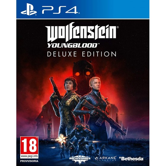 Wolfenstein: Youngblood - PS4