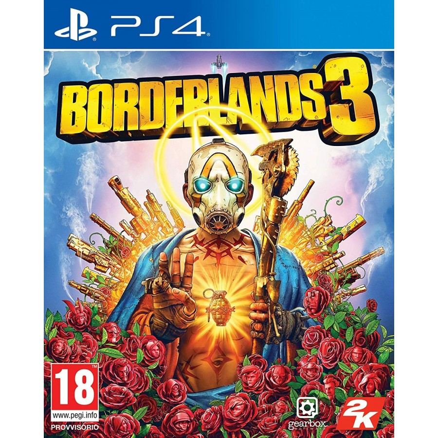 Borderlands 3 - PS4 - The Gamebusters