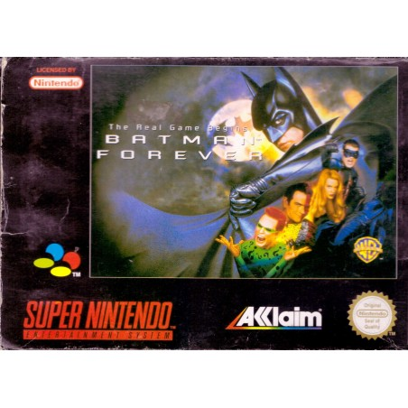 Batman Forever - SNES