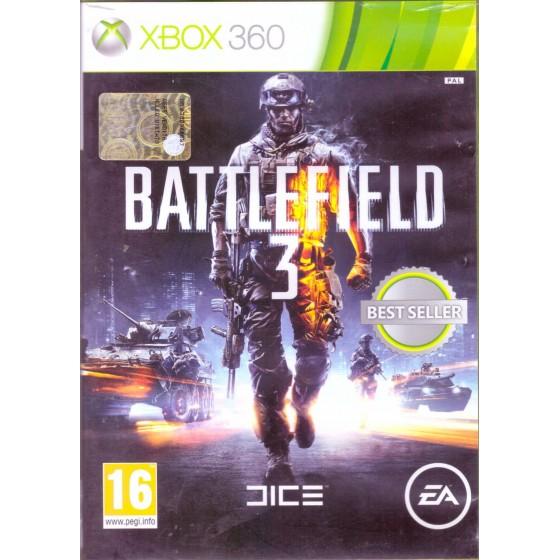 Battlefield 3 - Xbox 360 usato