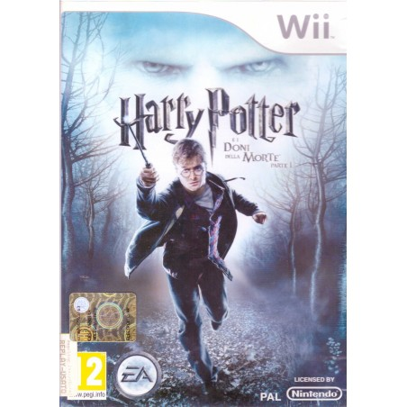 Harry Potter e i Doni della Morte - Parte 1 - Wii