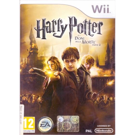 Harry Potter e i Doni della Morte - Parte 2 - Wii usato