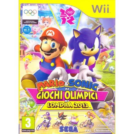 Mario & Sonic ai Giochi Olimpici di Londra 2012 - Wii