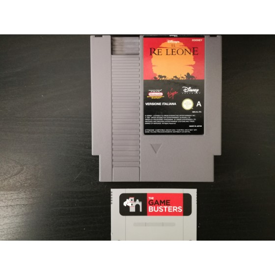 Disney's Il Re Leone - NES usato