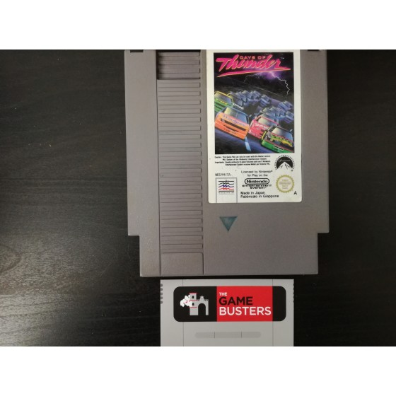 Days of Thunder - NES usato