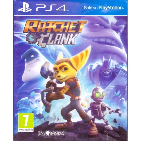 Ratchet & Clank - PS4