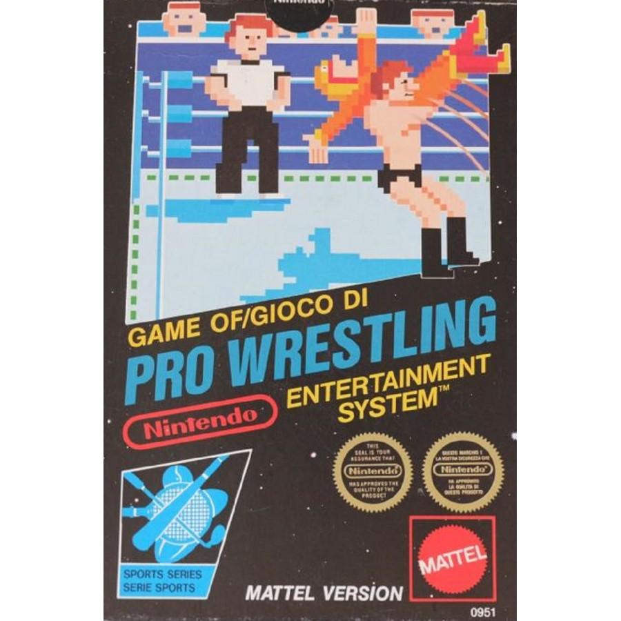 Pro Wrestling - NES
