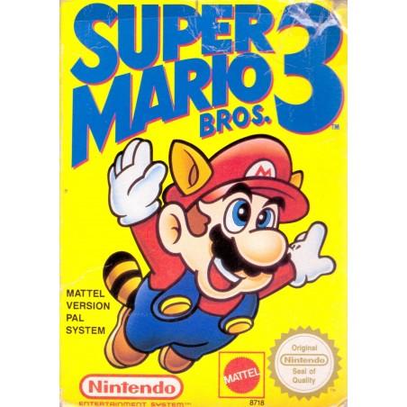 Super Mario Bros 3 - NES usato