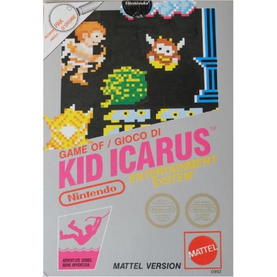 Kid Icarus - NES
