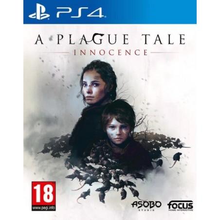 A Plague Tale: Innocence - PS4