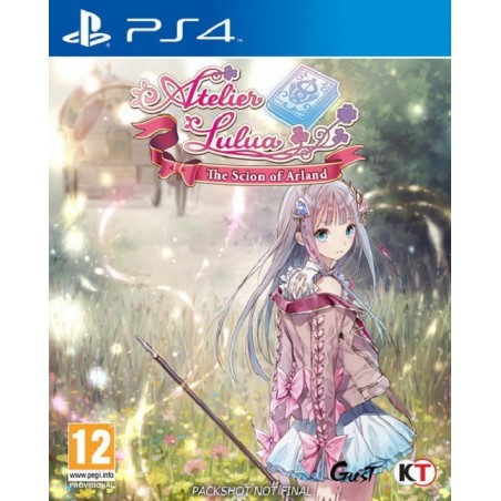 Atelier Lulua: The Scion of Arland - Preorder PS4