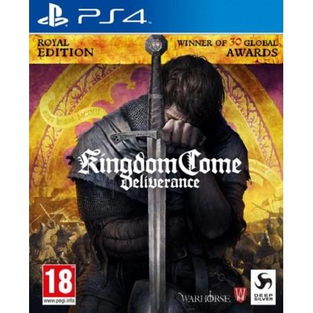 Kingdom Come: Deliverance - Royal Edition - Preorder PS4