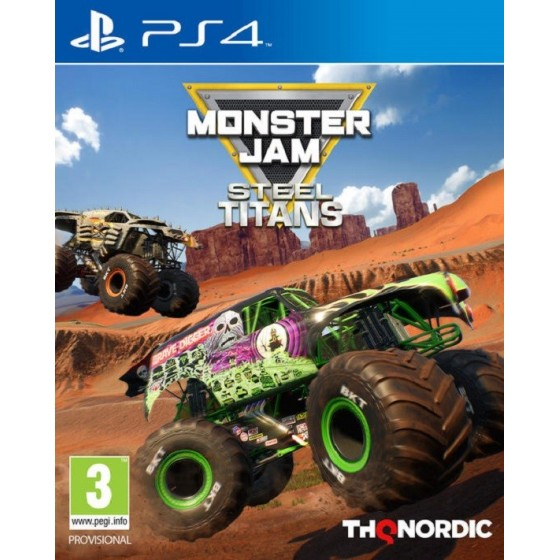 Monster Jam - PS4