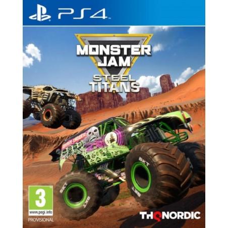 Monster Jam - Preorder PS4
