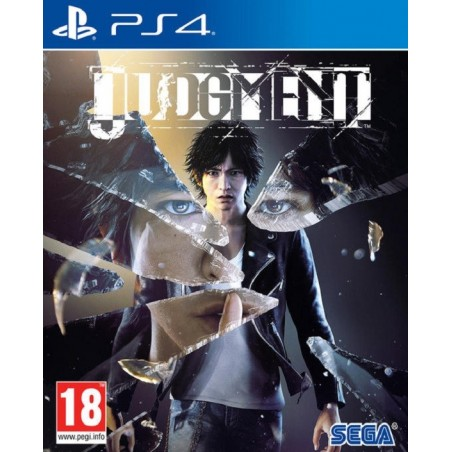Judgement - Preorder PS4