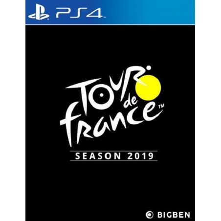 Tour de France 2019 - Preorder PS4