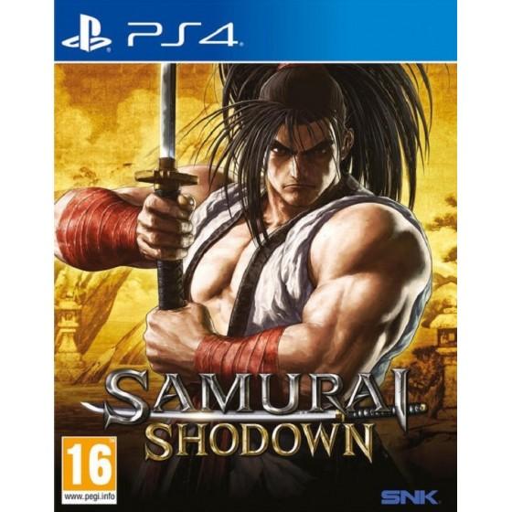Samurai Shodown - Preorder PS4
