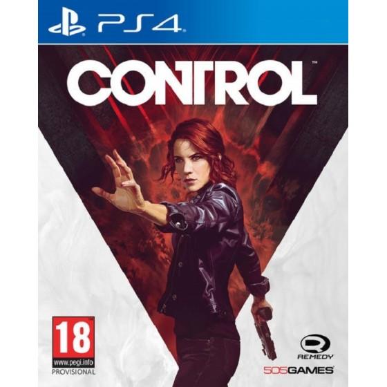 Control - Preorder PS4