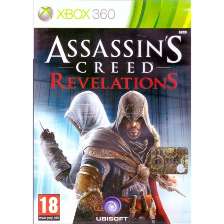 Assassin's Creed Revelations - Xbox 360