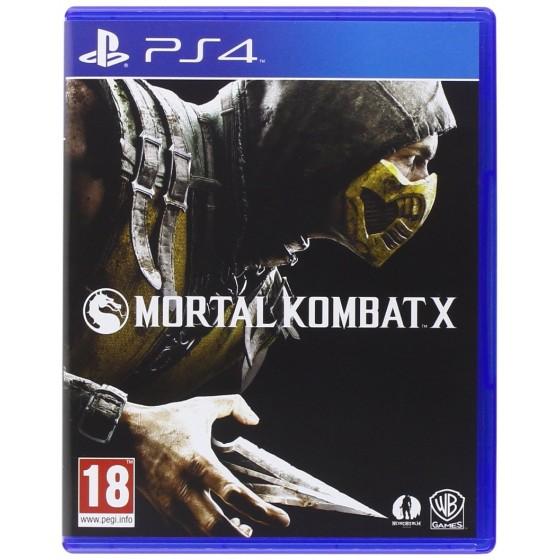 Mortal Kombat X - PS4 usato