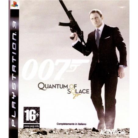 007 Quantum of Solace - PS3 usato