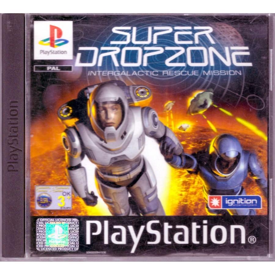 Super Dropzone - PS1