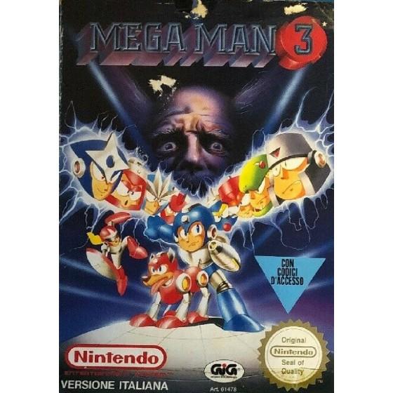 Mega Man 3 - NES usato