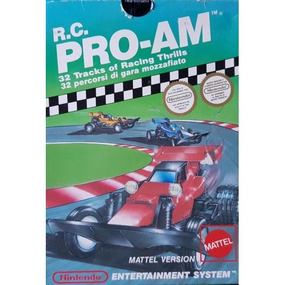 R.C. Pro - AM - NES usato