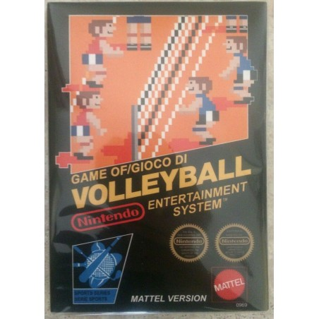 Volleyball - NES