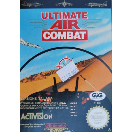 Ultimate Air Combat - NES