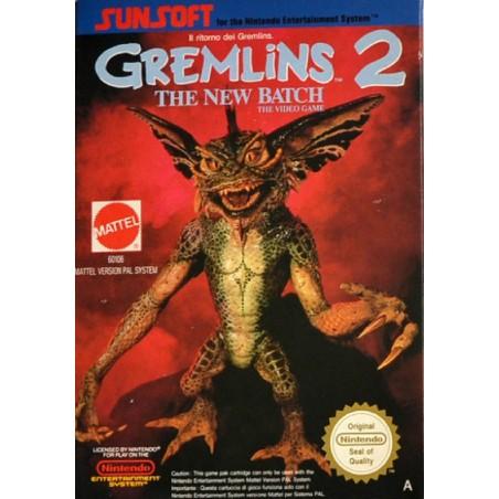 Gremlins 2 - NES usato