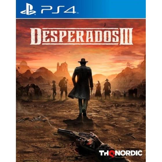 Desperados 3 - Preorder PS4