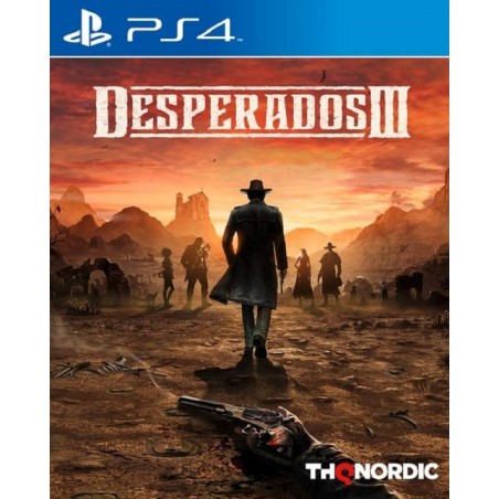 Desperados 3 - Preorder PS4