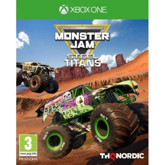 Monster Jam - Xbox One